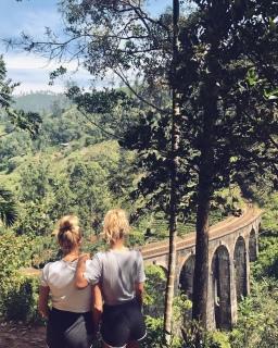 Sri Lanka: Route Summary